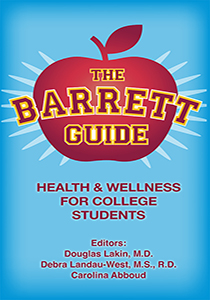 "thrive101 - Health & Wellness for College Students"" by Douglas M Lakin MD & Debra Landau-West, MS, RD"