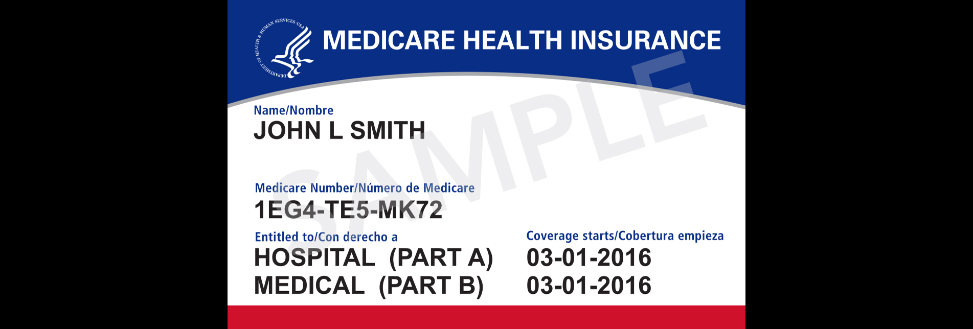 MEDICARE NEWS: New 2018 Medicare Card Information!